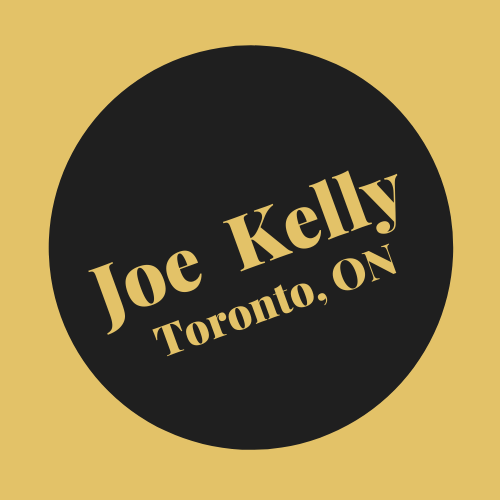 Joe Kelly -Toronto, ON