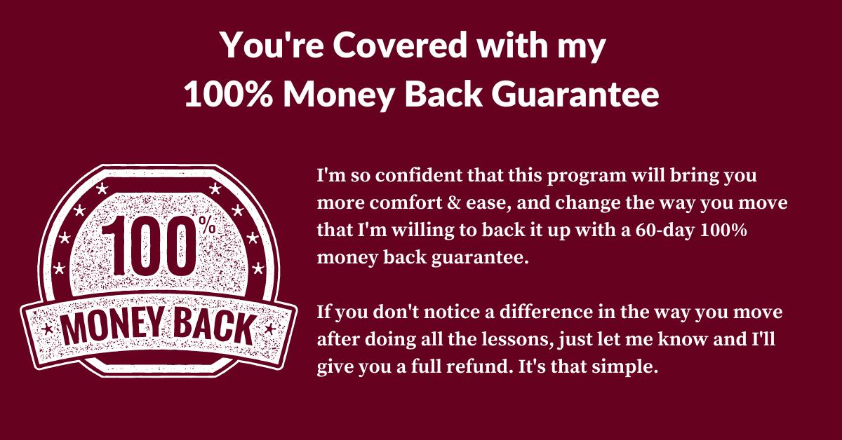 60-day money back guarantee Fundamental Groundwork