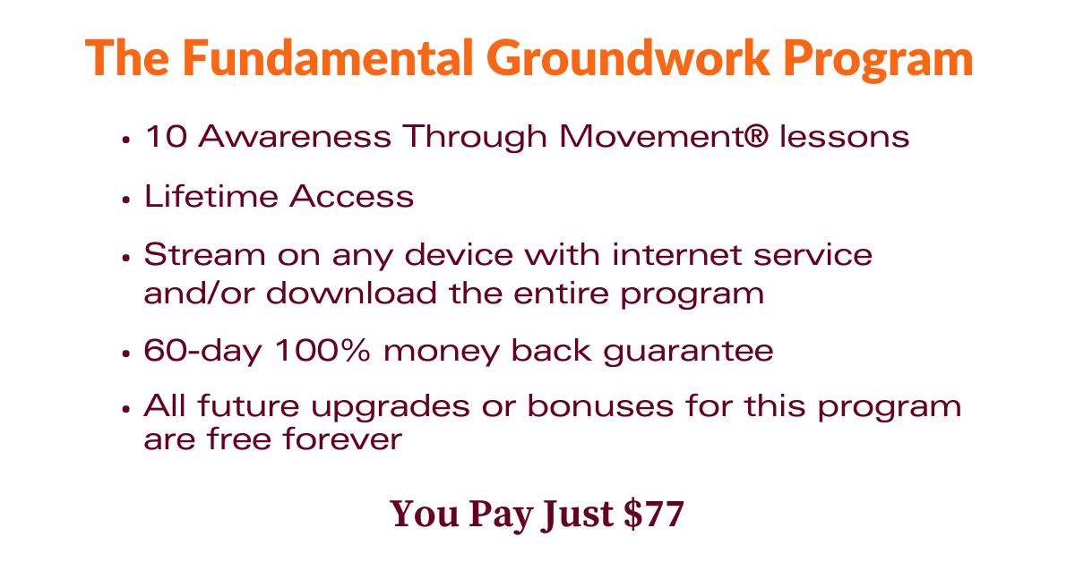 Cost of Fundamental Groundwork